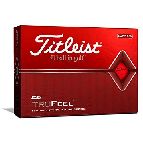 Titleist TrueFeel Golf Balls