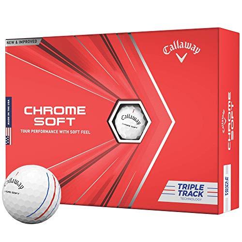 Callaway Chrome Soft 2020 Golf Balls