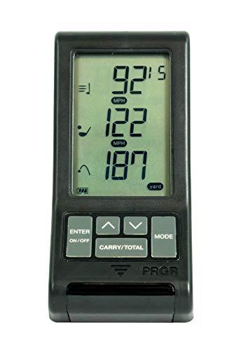 PRGR Black Pocket Launch Monitor
