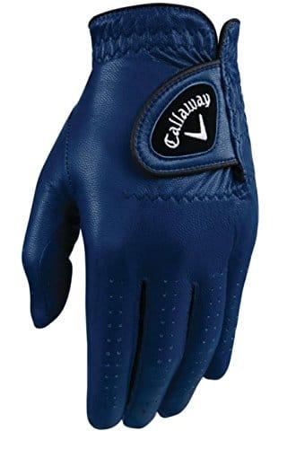 best golf gloves Callaway Golf Men's OptiColor Leather Glove