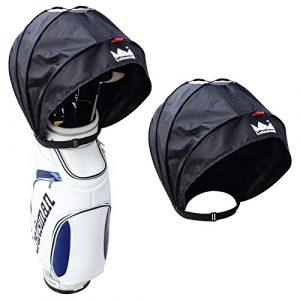 Craftsman Golf Black Waterproof and Dustproof Golf Bag Rain HoCraftsman