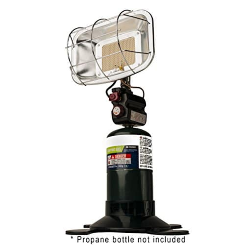 Heater, Propane Golf/Marine with Cup Holder