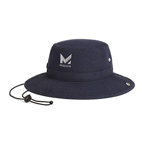 MISSION Cooling Bucket Hat for Men & Women
