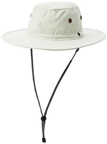 Coolibar Leo Shapeable Wide Brim Hat