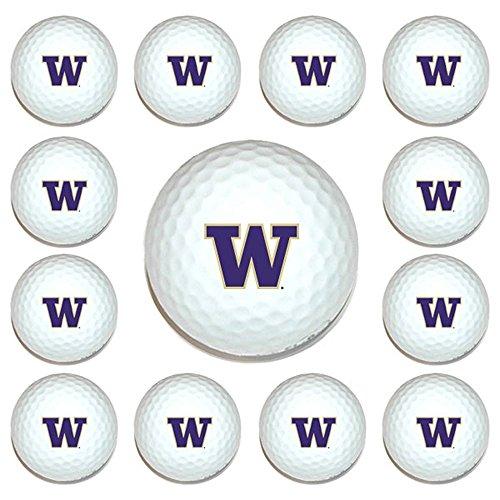 Team Golf NCAA Dozen Regulation Size Golf Balls