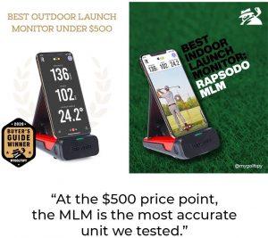 Review Rapsodo Mobile Launch Monitor - AEC Info