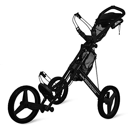 Sun Mountain Speed Cart GX Black