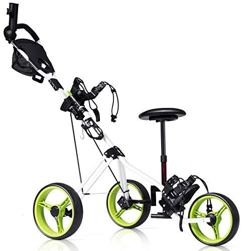Tangkula Golf PushCart