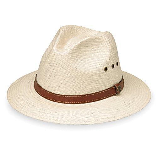 Wallaroo Hat Company Men's Avery Fedora