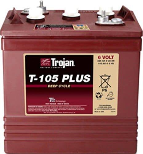 Trojan T-105 Plus
