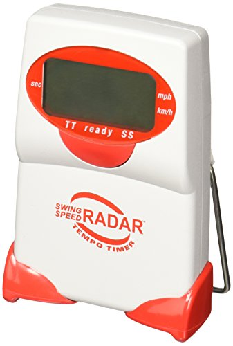 Sports Sensors Swing Speed Radar with Tempo Trimmer