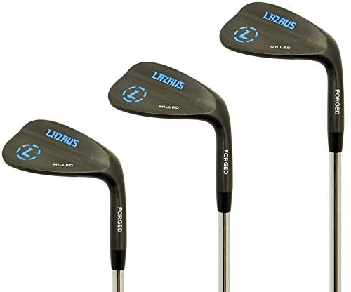 LAZRUS Premium Forged Golf Wedge Set
