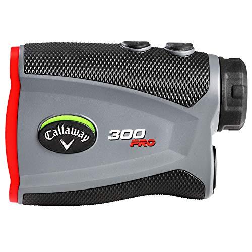Callaway 300 Pro Slope Laser Golf Rangefinder Enhanced 2021 Model