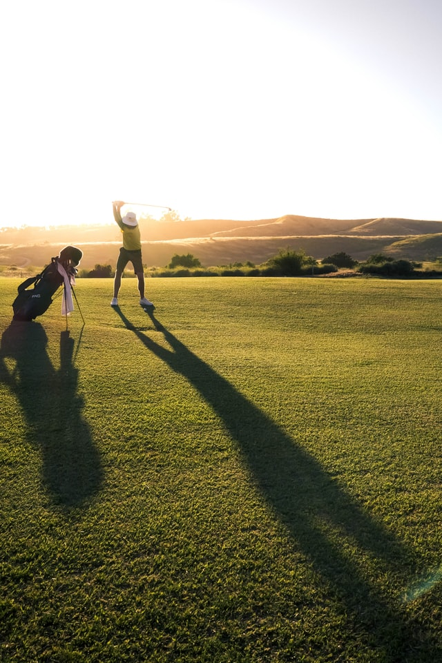 Lag in golf swing - AEC Info