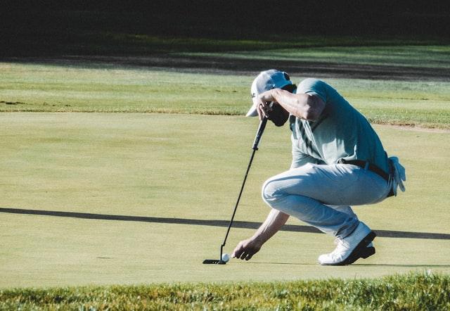 Reading the golf greens - AEC Info
