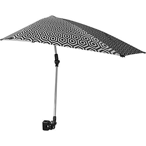 Sport-Brella Versa-Brella SPF 50+ Adjustable Umbrella with Universal Clamp