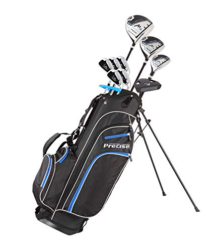 Precise M3 Men's Complete Golf Clubs Package Set