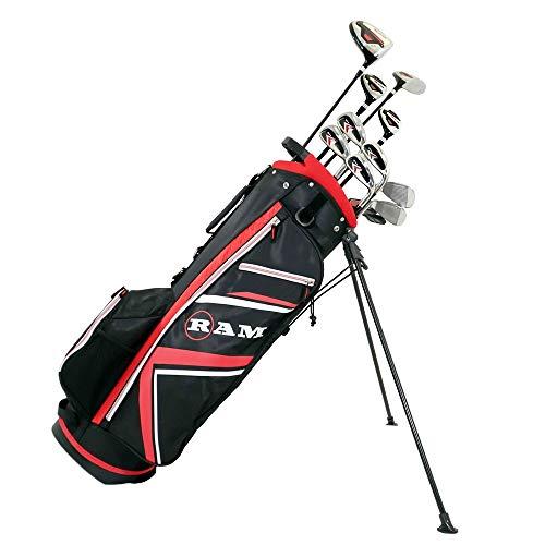 RAM Golf Accubar Plus Golf Right Hand Clubs Set