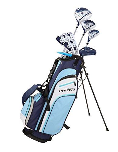 Precise M3 Ladies Women's Complete Golf Clubs Set