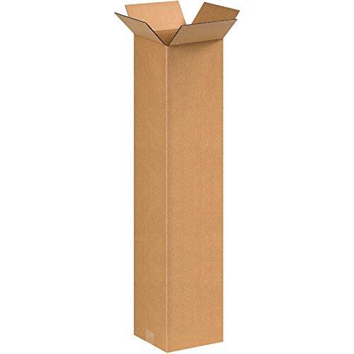 BOX USA B883650PK Tall Corrugated Boxes