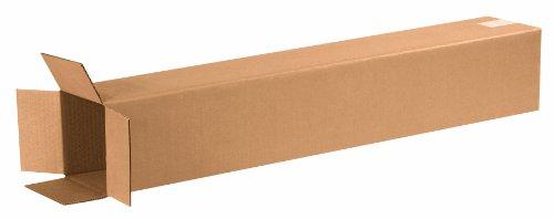 Aviditi 6636 Tall Corrugated Cardboard Box