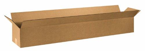 Aviditi 4866 Long Corrugated Cardboard Box