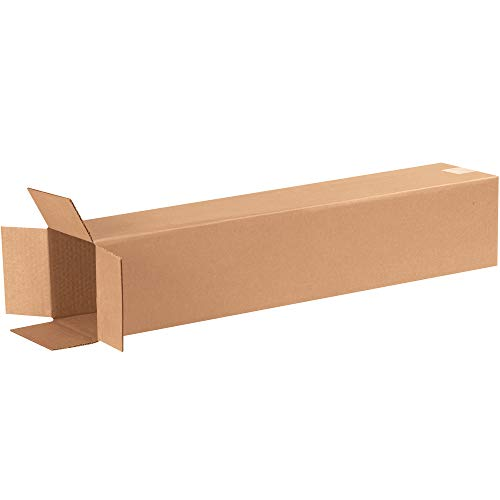 Aviditi 6630 Tall Corrugated Cardboard Box