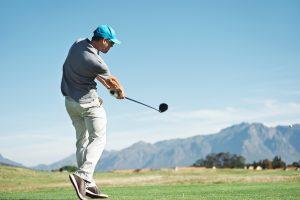 Low fade golf shot vs high fade golf shot - AEC Info
