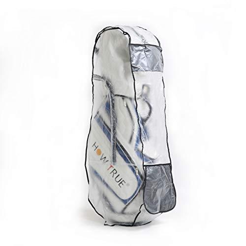 HOW TRUE Waterproof Golf Bag Rain Protection Cover