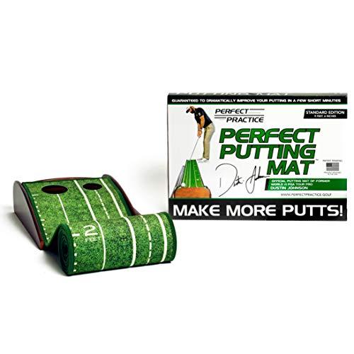 PERFECT PRACTICE Perfect Putting Mat