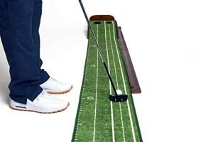 Perfect Putting Mat home use