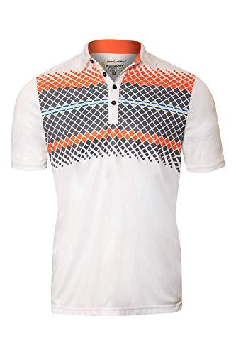 Pin High Golf Shirts for Men
