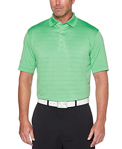 Callaway Men's Short Sleeve Opti-Dri Golf Polo