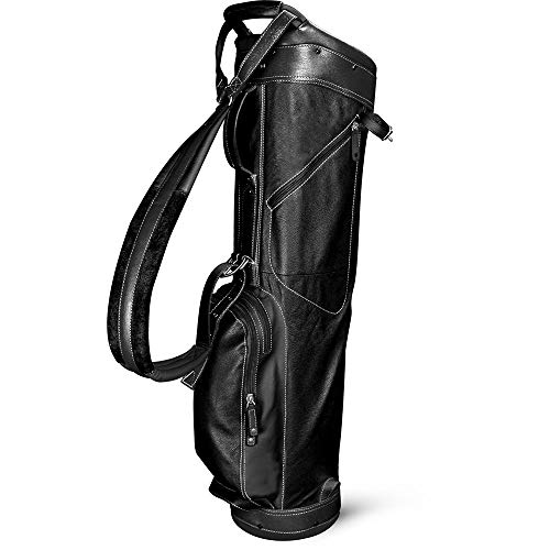 Sun Mountain Golf Leather Sunday Bag