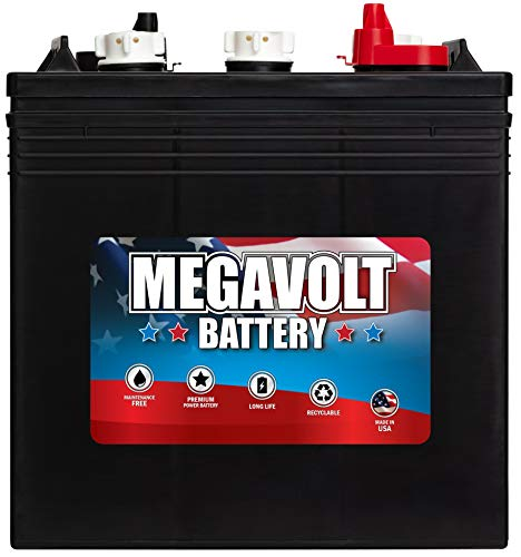 Megavolt Lead Acid Flooded Golf Cart battery