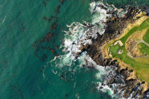 Pebble Beach Major Golf Championship Location - AEC Info