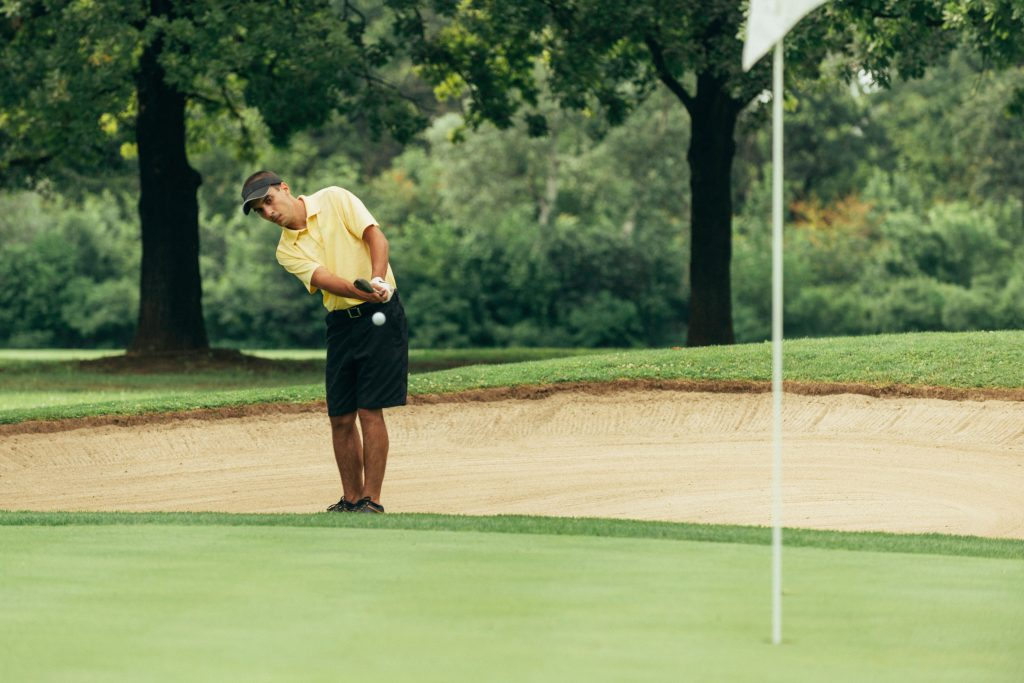 Rule of 12 Golf Chipping - AEC Info