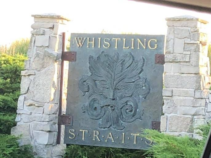 Whistling Straits Logo, Ryder Cup 2021 - AEC Info