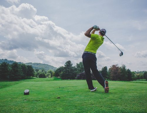 Over The Top Golf Swing- How To Fix Quickly