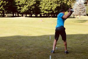 3:1 golf tempo drill